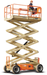 Scissor Lifts Rentals